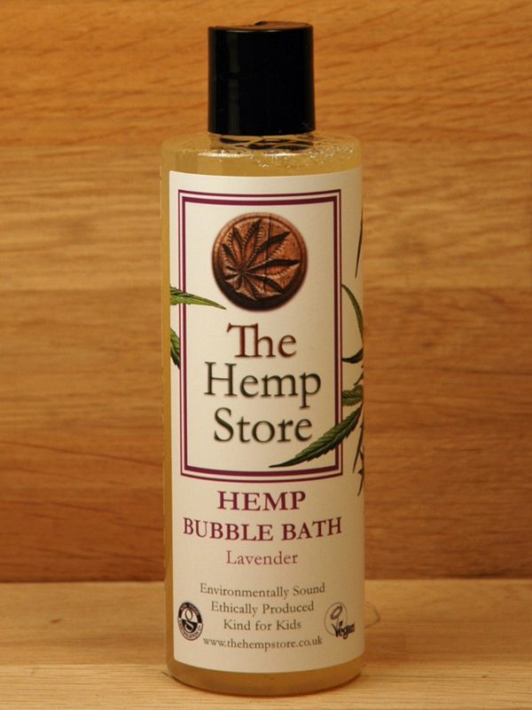 Hemp Organic Bubble Bath
