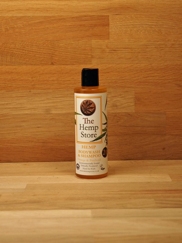 Hemp Shampoo and Body Wash