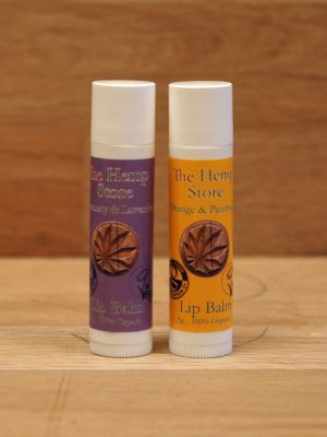 Organic Lip Balm with Hemp