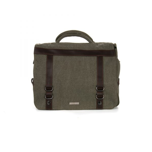 Hemp backpack briefcase