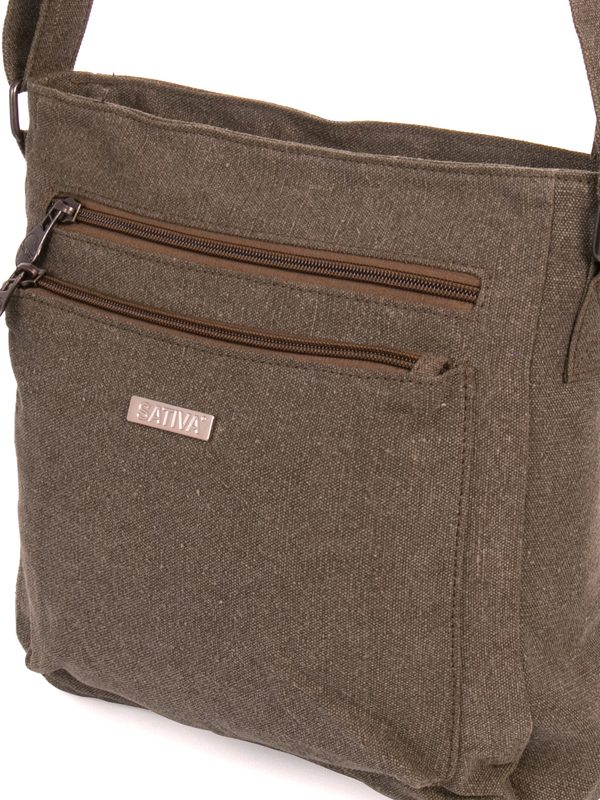 bag from hemp and organic cotton