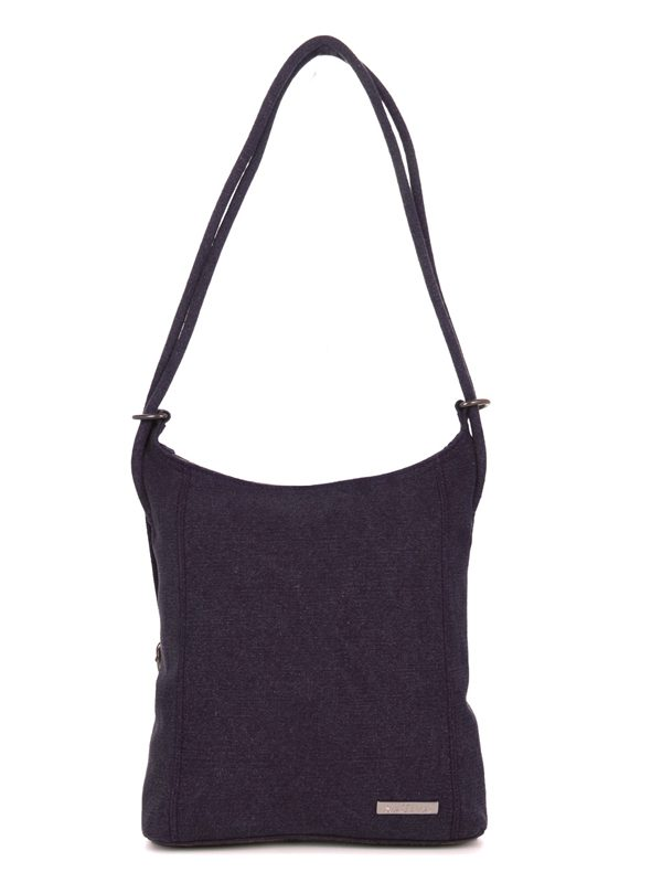 backpack made from hemp and organic cotton