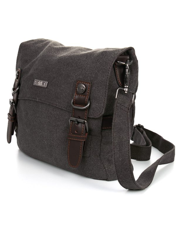 Hemp Buckle Bag