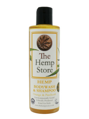 Hemp 2 in 1 Shampoo Bodywash