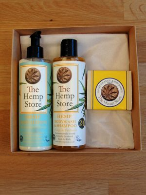 Gift Box of Hemp