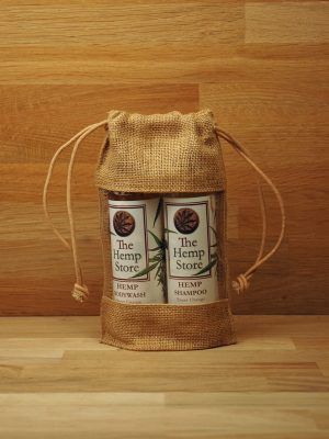 jute bag of hemp goodness