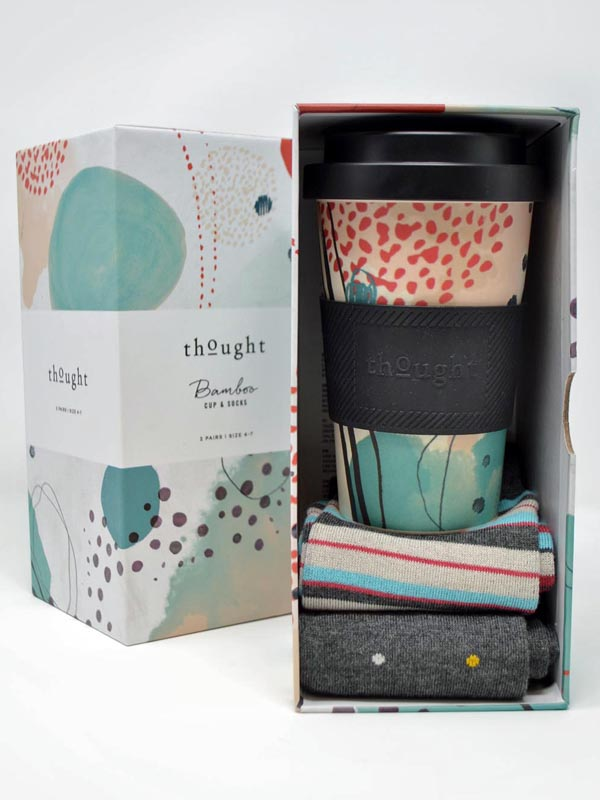 cup and sock set